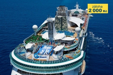 Usa, Honduras, Mexiko Z Galvestonu Na Lodi Liberty Of The Seas - 393877069