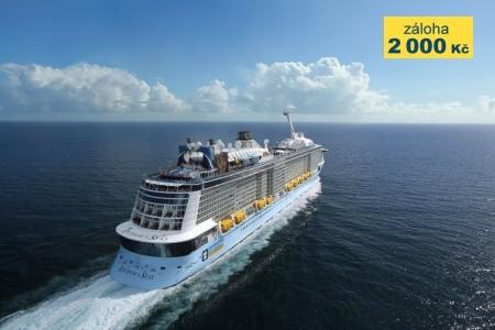 Usa, Svatý Kryštof A Nevis, Antigua A Barbuda, Svatý Martin Z Cape Liberty Na Lodi Anthem Of The Seas - 393870046