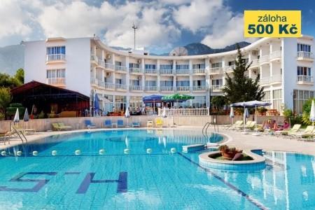 Hotel Sempati - Dotované Pobyty 50+ Polopenze