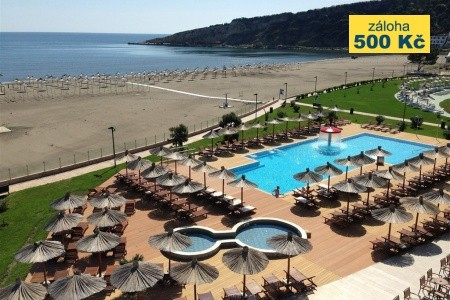 Hotel Otrant Beach