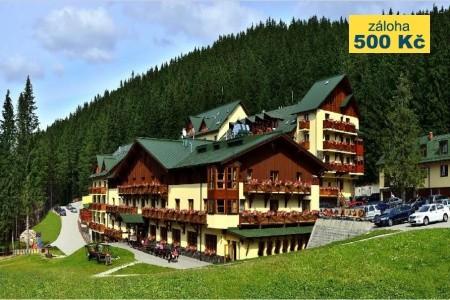 Ski & Wellness Residence Družba - Balíček Wellness