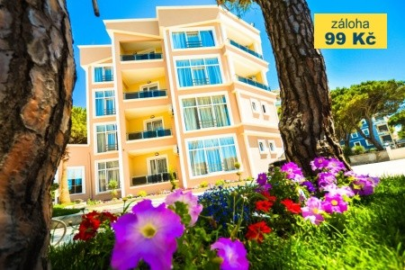 Hotel Klajdi - letecky all inclusive