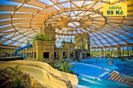 Hotel Aquaworld Resort Budapest - hotel