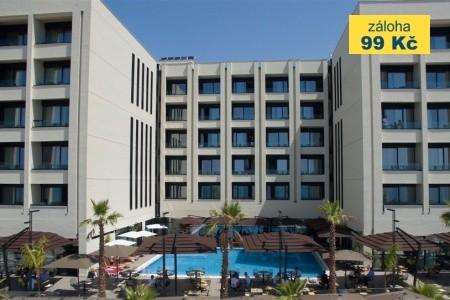 Hotel Royal G & Spa - letecky z prahy