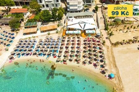Hotel Aloha Beach - v červenci