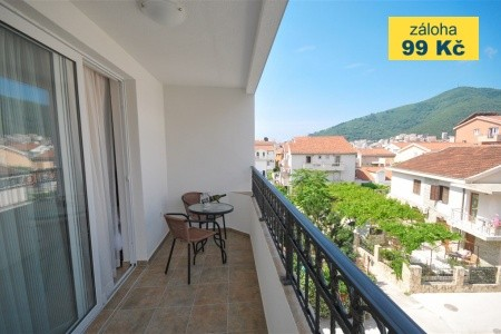 Hotel Tatjana, Černá Hora, Budva