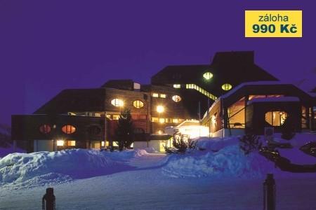 Blu Hotel Senales Polopenze