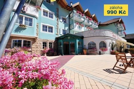 Hotel Bellavista Polopenze