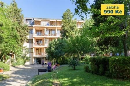 Bulharsko - Nesebar / Hotel Oasis Park