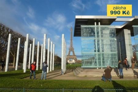 Paříž od A po Z Snídaně