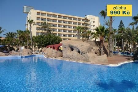 Hotel Playasol Polopenze