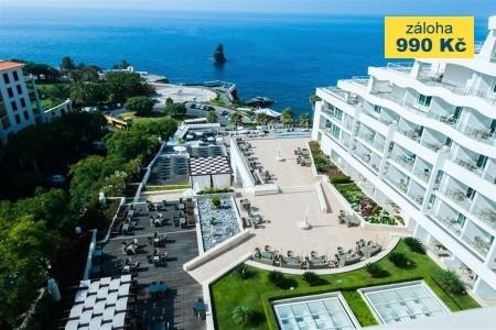 Hotel Melia Madeira Mare Polopenze