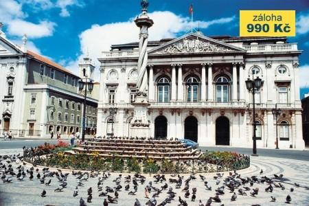 Prodloužené víkendy v Lisabonu - hotel Snídaně