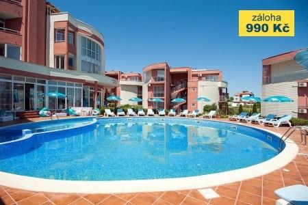 Bulharsko - Carevo / Hotel Arapya Del Sol