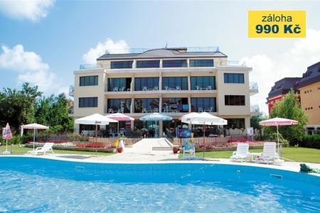Bulharsko - Sv. Konstantin / Hotel Atlant
