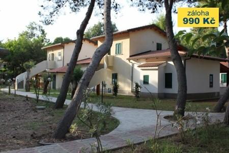 Villaggio Baia Di Zambrone (Apartmány) - apartmány u moře