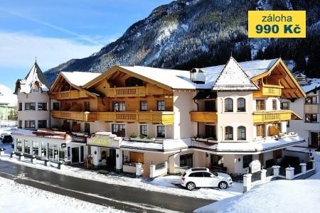 Hotel Castel Ischgl Snídaně
