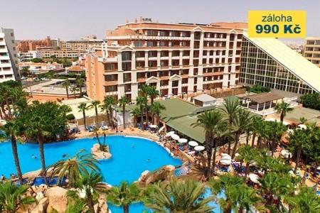Hotel Playacapricho Polopenze