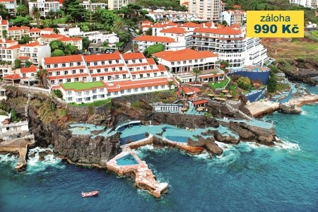 Hotel Royal Orchid/rocamar Polopenze