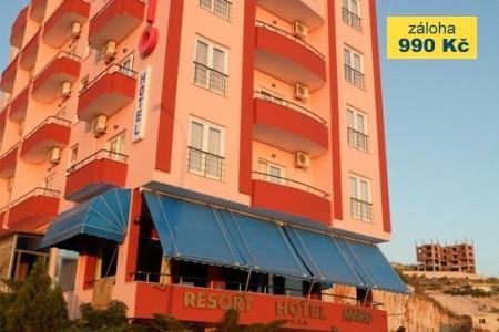 Hotel Mario Polopenze