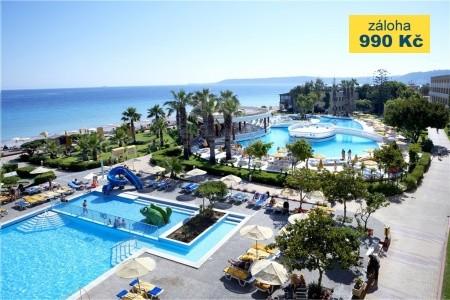 Hotel Sunshine Rhodos, Řecko, Rhodos