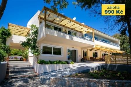 Řecko - Thassos / Hotel Trypiti Hotel & Suites