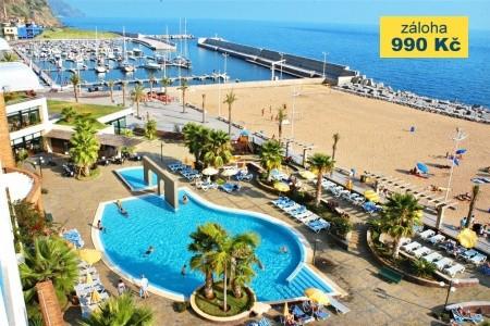 Hotel Savoy Calheta Beach - v srpnu