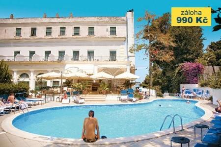 Hotel Imperial Tramontano Snídaně
