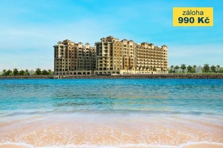 Marjan Island Resort & Spa - v srpnu
