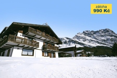 Faloria Mountain Spa Resort Snídaně