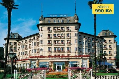Hotel Regina Palace Snídaně