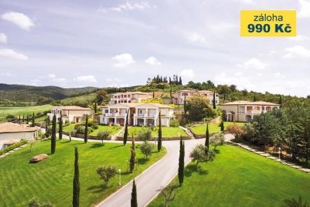 Golf Resort Il Pelagone Snídaně