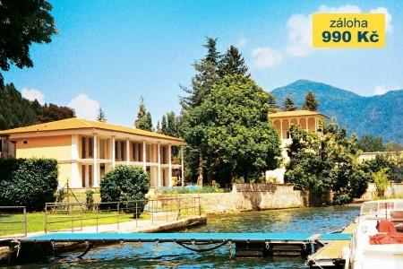 Apartmány Ville Lago Lugano