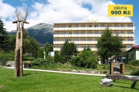 Hotel Palace, Kúpele Nový Smokovec - hotel