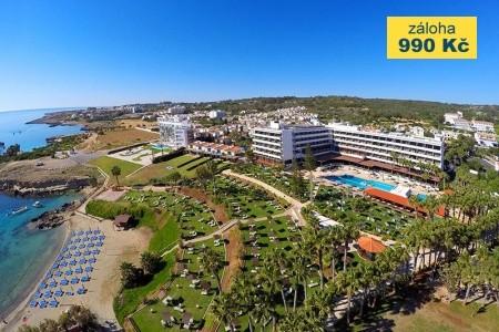 Hotel Cavo Maris Beach - letní dovolená u moře