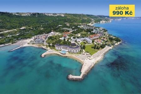 Hotel Royal Garden, Bulharsko, Varna