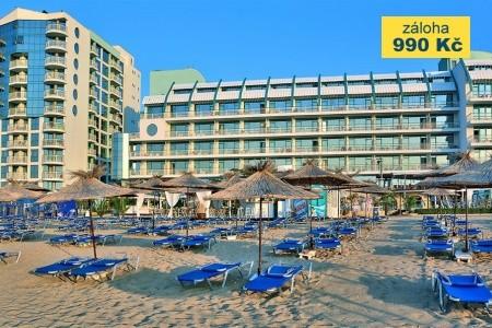 Hotel Berlin Golden Beach, Bulharsko, Zlaté Písky