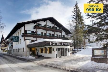 Hotel Tyrol Alpenhof - hotel