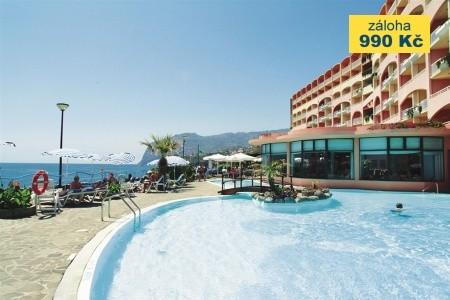 Hotel Pestana Ocean Bay - hotely
