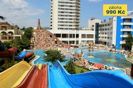 Kuban Resort & Aquapark, Bulharsko, Slunečné Pobřeží