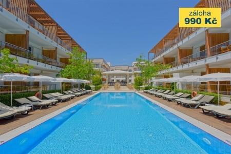 Hotel Club Kastalia, Turecko, Alanya