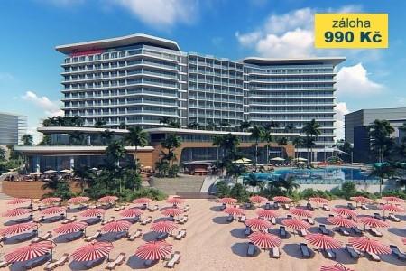 Hampton By Hilton Marjan Island, Spojené arabské emiráty, Ras Al Khaimah