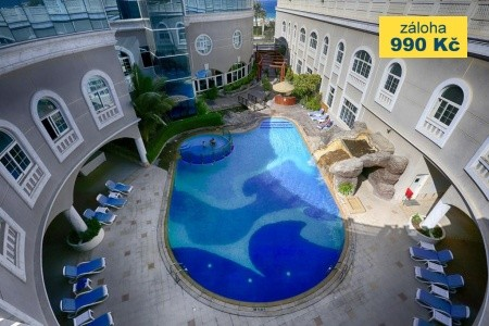 Sharjah Premiere Hotel & Resort Snídaně