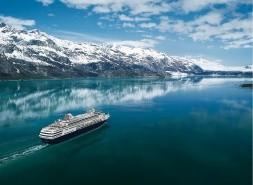 Severní moře norské fjordy