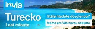 Reklamní banner Invia.cz