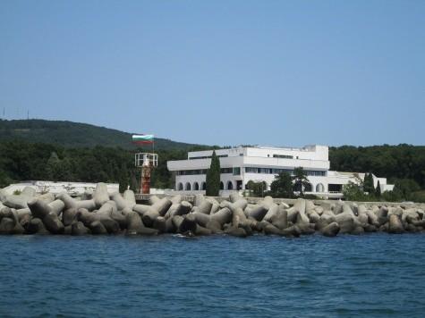 Opuštěná vila Perla