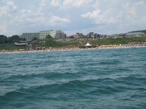 Primorsko severní pláž