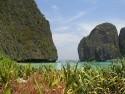 sousední ostrůvek Phi Phi ley