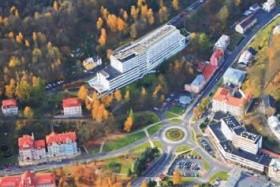 Jáchymov - Lázeňský Dům Běhounek