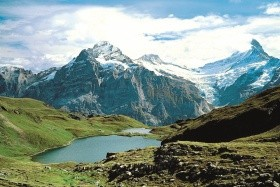 Grand tour Švýcarskem